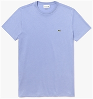 Picture of Lacoste T-Shirt Pima Cotton Purple Z0G