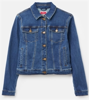 Picture of Joules Jacket Elsa Denim Blue