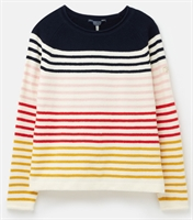 Picture of Joules Jumper Seaport Multi Stripe