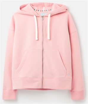 Picture of Joules Hoody Kirstie Pale Pink