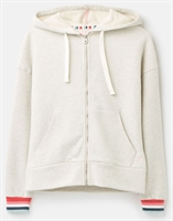 Picture of Joules Hoody Kirstie Grey Marl