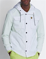 Picture of Lyle & Scott Jacket Pocket White