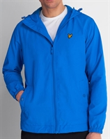 Picture of Lyle & Scott Jacket Zip Through Bright Cobalt