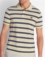 Picture of Lyle & Scott Polo Shirt Buttercream