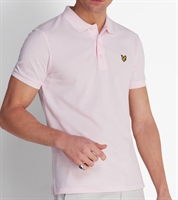 Picture of Lyle & Scott Polo Shirt Strawberry Cream