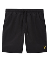 Picture of Lyle & Scott Swim Short Plain Jet Black