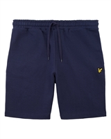 Picture of Lyle & Scott Shorts Sweat Short Navy