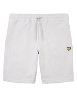 Picture of Lyle & Scott Shorts Sweat Short Light Grey Marl