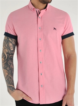 Picture of Bewley & Ritch Shirt Galand B Rose Pink