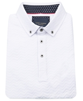 Picture of Guide London Polo Shirt SJ5041 White