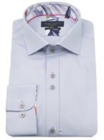 Picture of Guide London Shirt LS75487 Sky