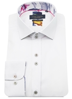 Picture of Guide London Shirt LS75487 White