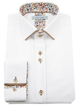Picture of Guide London Shirt LS75489 White