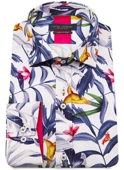 Picture of Guide London Shirt LS75430 White