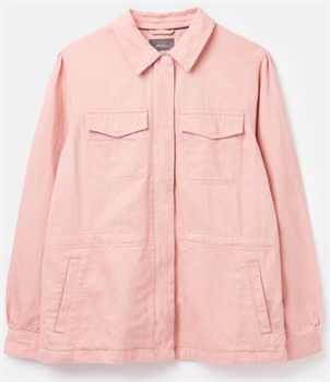 Picture of Joules Jacket Alexandra Outdoor Shacket Pink