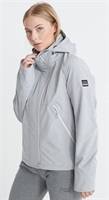 Picture of Superdry Ladies Jacket Essentials SD-Arctic Velocity Grey Marl