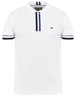 Picture of Weekend Offender Polo Shirt Callao White