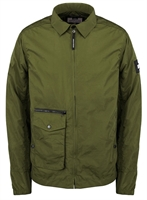 Picture of Weekend Offender Jacket Vinnie Overshirt Cactus
