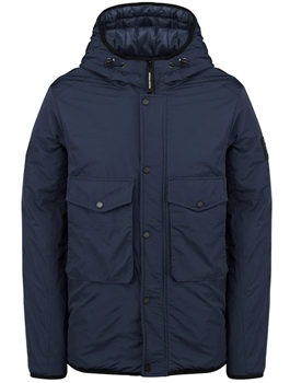 Picture of Weekend Offender Jacket Salinas Navy