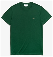 Picture of Lacoste T-Shirt Pima Cotton Green 132