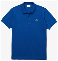 Picture of Lacoste Polo Shirt Original L.12.12 Blue Z7Z