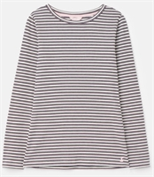 Picture of Joules Top Grace Navy Stripe