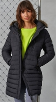 Picture of Superdry Ladies Jacket Super Fuji Black