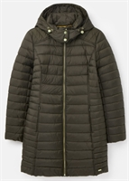 Picture of Joules Jacket Canterbury Long Heritage Green