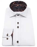 Picture of Guide London Shirt LS75817 White