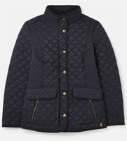 Picture of Joules Jacket Newdale Quilted Marine Navy