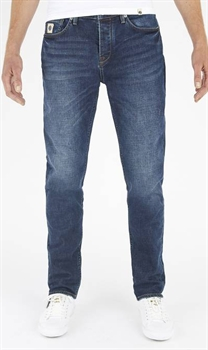 Picture of Pretty Green Jeans Erwood Slim Fit 6 Month Washed