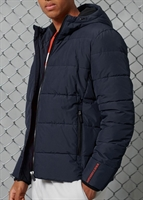 Picture of Superdry Jacket Sports Puffer Navy/Black