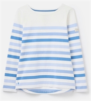 Picture of Joules Top Harbour Cream Stripe