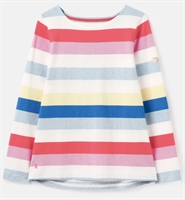 Picture of Joules Top Harbour Multi Colour Stripe
