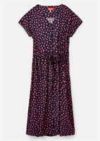 Picture of Joules Dress Yasmine Navy Strawberry