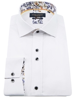 Picture of Guide London Shirt LS75960 White