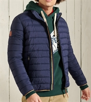Picture of Superdry Jacket Mountain Padded Atlantic Navy