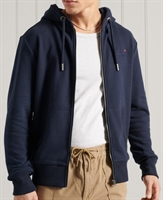 Picture of Superdry Hoody OL Classic Ziphood Rich Navy