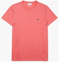 Picture of Lacoste T-Shirt Pima Cotton Pink F9C