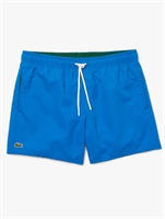 Picture of Lacoste Swim Shorts Light Quick-Dry Blue/Green QMK