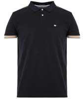 Picture of Weekend Offender Polo Shirt Sakai Navy
