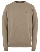 Picture of Weekend Offender Knitwear Napoli Porcino