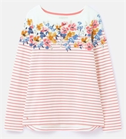 Picture of Joules Top Harbour Engineered Border Stripe
