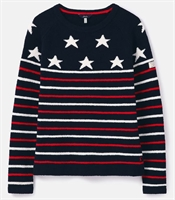 Picture of Joules Jumper Seaport Navy Star