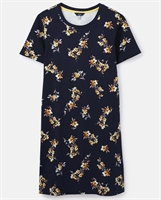 Picture of Joules Dress Liberty Navy Posy