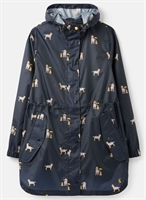 Picture of Joules Jacket Golightly Raincoat Best In Show French Navy