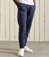 Picture of Superdry Joggers Vintage Logo Emb Jogger Navy Marl
